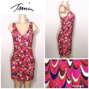 Trina Turk sheath dress. New